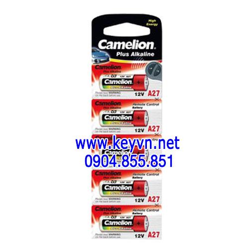 Vỉ 5 viên pin Camelion 12V-A27