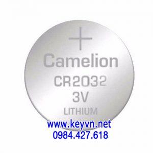 Pin điều khiển Camelion CR2032