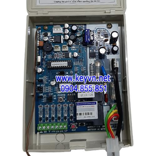 Bo mạch hộp điều khiển cửa cuốn Austdoor AA803