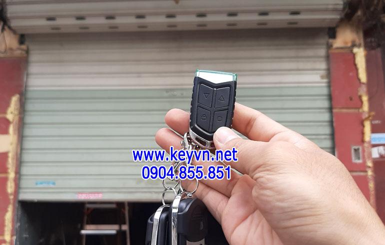 Chìa khóa từ điều khiển cửa cuốn Masterdoor