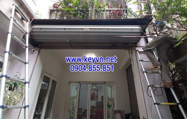 Sửa chữa cửa cuốn tại Hà Nội