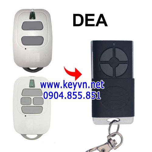 Remote cổng tự động DEA