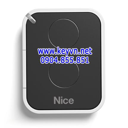 Remote cổng tự động Nice